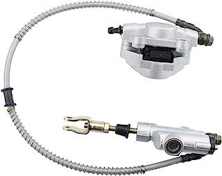 TARAZON Rotor de disco de freno trasero para Suzuki DR650SE K1-K9 1996-2012 XF 650 Freewind 97 03