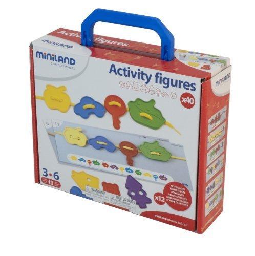 Miniland Activity Figures by Miniland