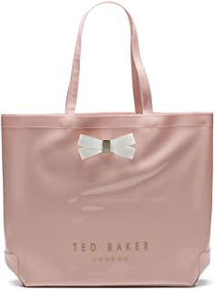 Ted Baker Women's Shopping Bag, Dusky Pink - 229320 GABYCON