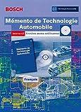 Mémento de technologie automobile : CD-ROM version mono-utilisateur