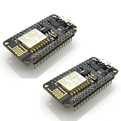 Amazon.com - ESP8266 - ESP-12E NodeMCU Wi-Fi Development Board (2 pieces)