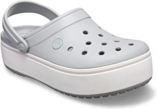 Crocs Unisex Adults Crocband Platform Clog