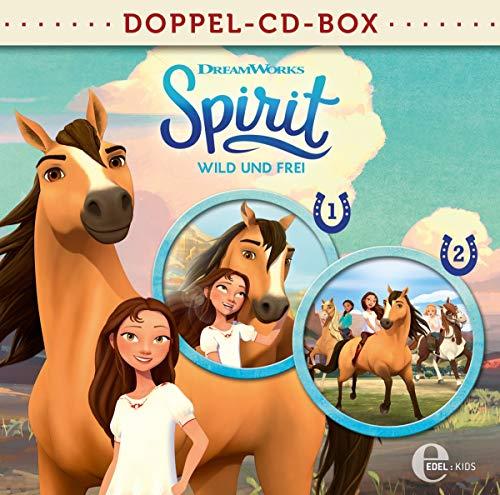 Spirit: wild und frei - Doppel-Box (Folge 1 + 2) - Das Original-Hörspiel zur TV-Serie