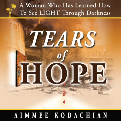 Tears of Hope audiobook cover art
