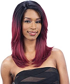 FreeTress Equal Synthetic Hair Lace Front Wig Lace Deep Invisible L Part Kimmie (OP530)