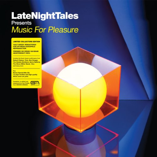 Late Night Tales Pres. Music for Pleasure (2lp+CD) [Vinyl LP]
