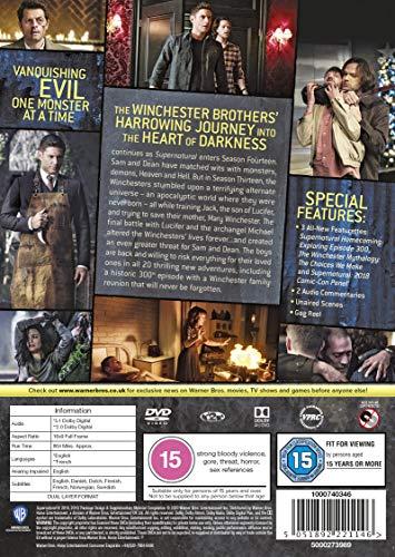 Supernatural Season 14 [DVD] [2020]