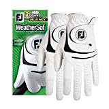 New Improved FootJoy WeatherSof Mens Golf Gloves