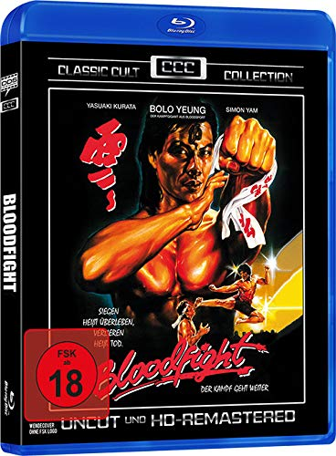 Bloodfight - Classic Cult Editon [Blu-ray]