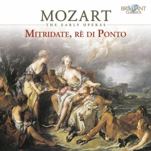 Mitridate, rè di Ponto, K. 87, Act 1: Aria. In faccia algeto...