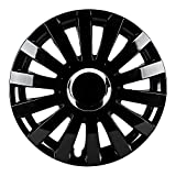 Pilot Automotive WH550-16GB-B Performance E Series 16' Wheel Cover, Gloss Black Finish, (Pack of 4)