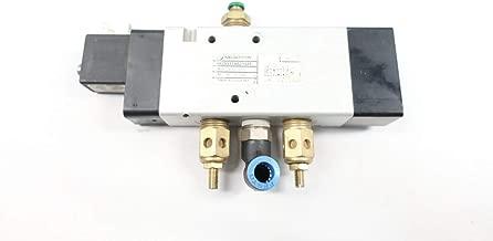norgren solenoid valve 24vdc