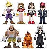 Square Enix Final Fantasy VII Polygon Figure (Blind Box), Multiple Colors