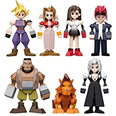 """Square Enix figure from FINAL FANTASY VII Polygon Figure (Blind Box)! PM Figure """"Chisato Shirasagi"""" School-Days! Base Stand included Package Weight: 2.0 pounds"""