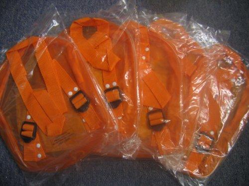 5 x Mini Orange/Rucksack/Rucksäcke Party-Tüten für Kinder