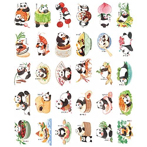 ポストカード珍味パンダ はがき絵葉書 30枚 セット