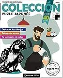 Colección puzzle japones 01