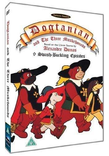 Dogtanian & The Three Muskehounds Vol. 1 [Reino Unido] [DVD]