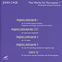 The Works for Percussion 1