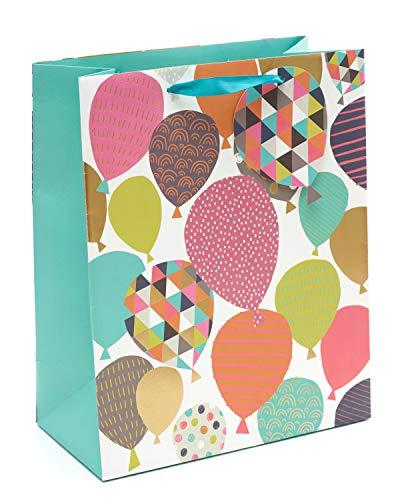 Kleurrijke verjaardagscadeau Ballonnen Gift Bag