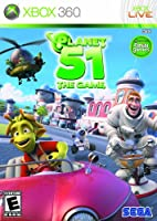 Planet 51 / Game