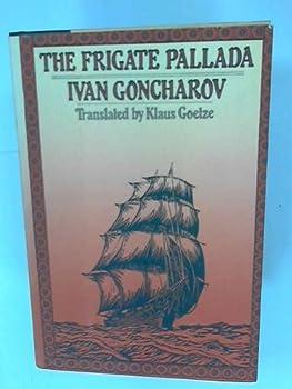 The frigate Pallada 0312005997 Book Cover