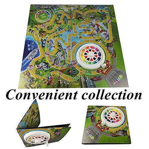 ConpConp Juegos de Mesa Tradicionales Diversión Juego Familiar Juego de Fiesta: Amazon.es: Juguetes y juegos