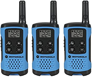 3-Pack Motorola Talkabout Radio