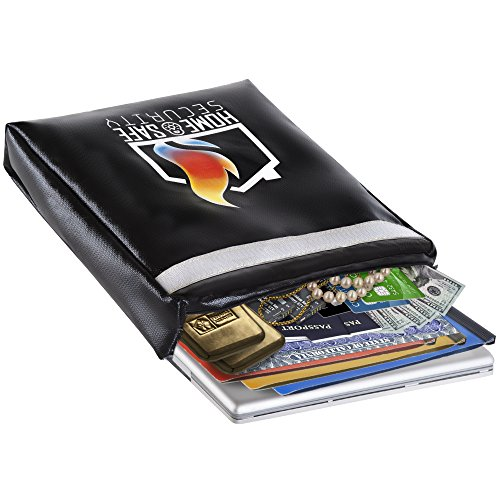 HSS XL Fireproof Safe Document Bag (15'x11'x2')....