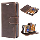 Mulbess Sony Xperia Z3 Compact Case Wallet, Leather Flip
