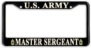 Customize License Plate Frame Cover, Funny Humor License Plate Frame Holder Black …