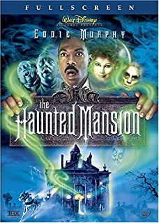 The Haunted Mansion (Full Screen Edition) by Walt Disney Home Entertainment