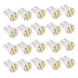 20X T10 W5W 168 194 8 SMD LED Ampoule Feux Lumière Blanc Pour Voiture