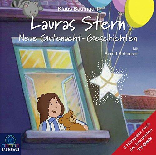 Lauras Stern - Neue Gutenacht-Geschichten: Tonspur der TV-Serie, Folge 2. (Lauras Stern - Gutenacht-Geschichten, Band 2)