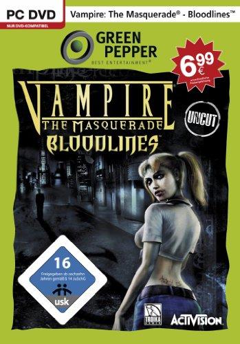 Vampire: Die Maskerade - Bloodlines [Green Pepper]