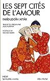 Les Sept cités de l'amour - Format Kindle - 7,99 €
