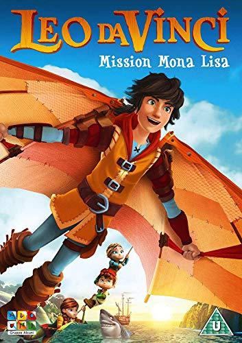 Leo Da Vinci: Mission Mona Lisa [DVD]