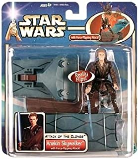 Star Wars 2010 Exclusive Geonosis Arena Showdown Action Figure 2Pack Anakin Skywalker Droideka #3 of 6