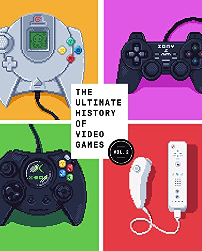 Compare Textbook Prices for The Ultimate History of Video Games, Volume 2: Nintendo, Sony, Microsoft, and the Billion-Dollar Battle to Shape Modern Gaming  ISBN 9781984825438 by Kent, Steven L.