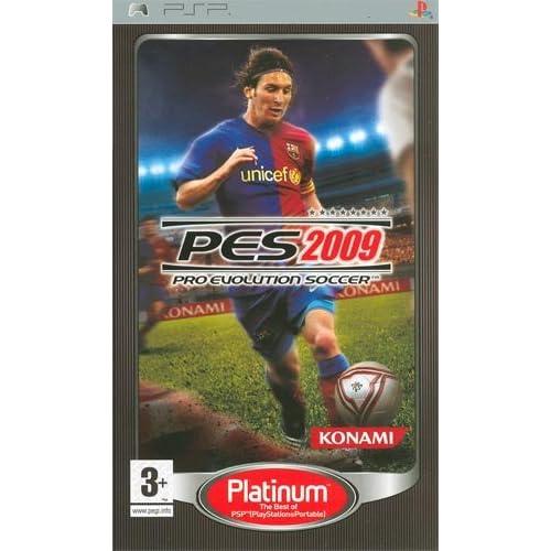 Pro Evolution Soccer 2009 PLT