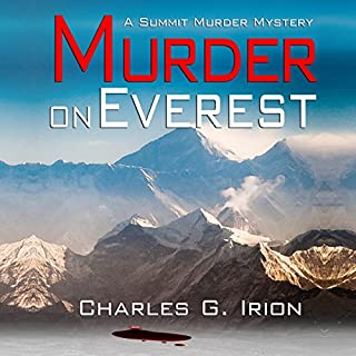 Murder on Everest audiobook cover art