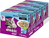 Whiskas 1 + Katzenfutter – Fisch...