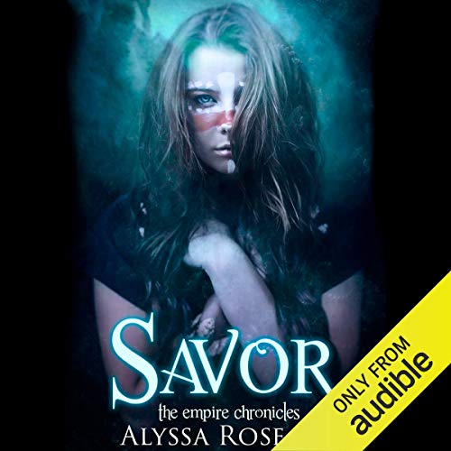 Savor cover art