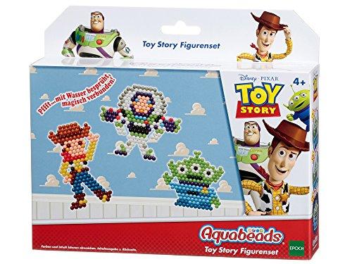 Aquabeads 30119 Toy Story Figuren Set BastelSet für Kinder