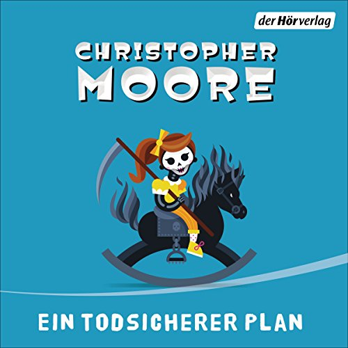 Ein todsicherer Plan audiobook cover art