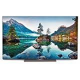 OLED 4K TV: 65 Zoll Ultra-HD Fernseher mit OLED Display (3.840 x 2.160 Pixel), Bildschirmdiagonale 139 cm. 120 Hz Technologie. Triple-Tuner: Für alle Empfangsarten ausgerüstet – Satellit, Kabel oder terrestrisch. Empfängt auch den neuen Standard DVBT...