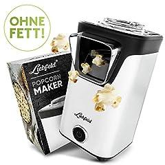 Liebfeld - Strona główna Popcorn Machine I Popcorn Maker Machine [w tym Pop Corn Guide] I Popcornmaker Bez Tłuszczu & Oil I Popcorn Popper
