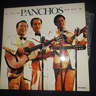 Los Panchos Hoy Sello: CBS Formato: Vinyl, LP País: Spain Fecha: 1991 Género: Latin Estilo: