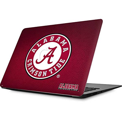 Skinit Decal Laptop Skin Compatible with MacBook Air 13.3 (2010-2017) - Officially Licensed College University of Alabama Seal Design