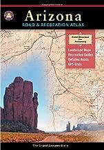 Benchmark Arizona Road & Recreation Atlas - 7th edition